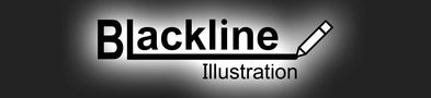 Blackline Illustration